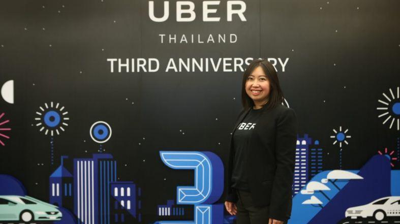 Uber такси в Тайланде