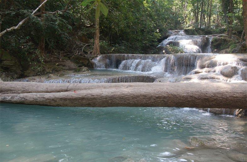 Паттайя экскурсия на водопад