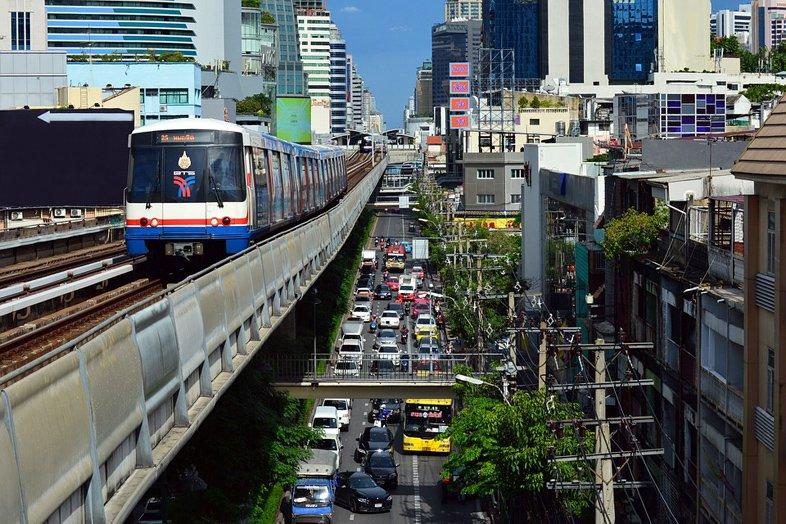 Метро Бангкока
