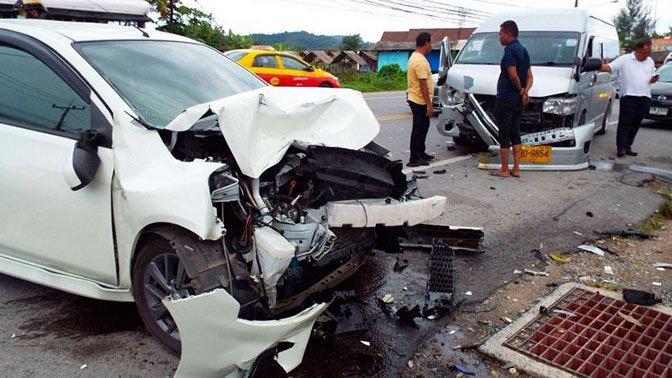 авария на Пхукете