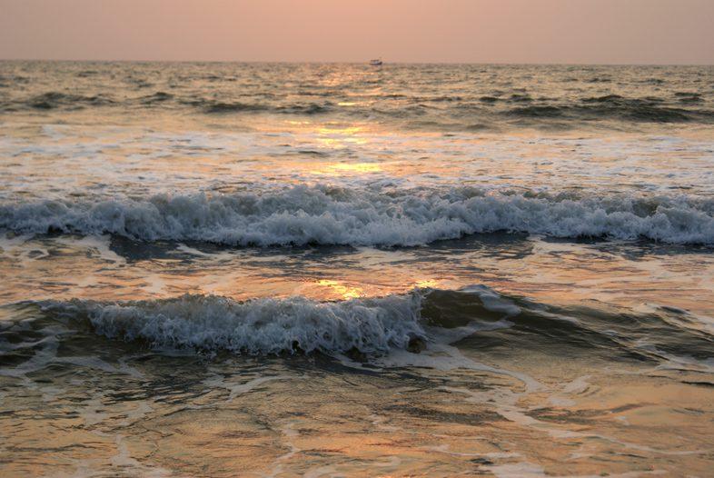Пляж Беталбатим. Южный Гоа