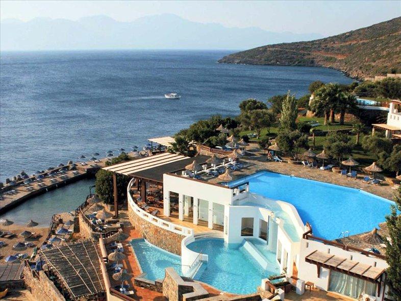 Элитный отель в Греции