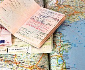 Путешествия без виз в 2018 году