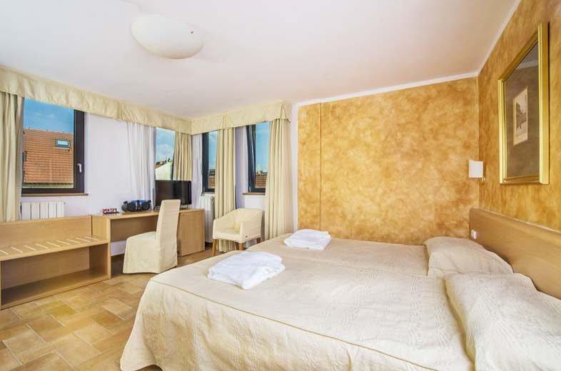 Двухместный номер в отеле Roma Prague