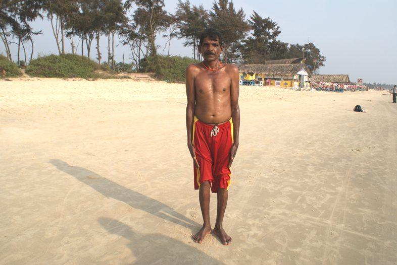 Пляж Южный Гоа