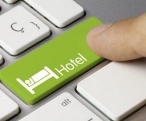 Как забронировать отель без  карты