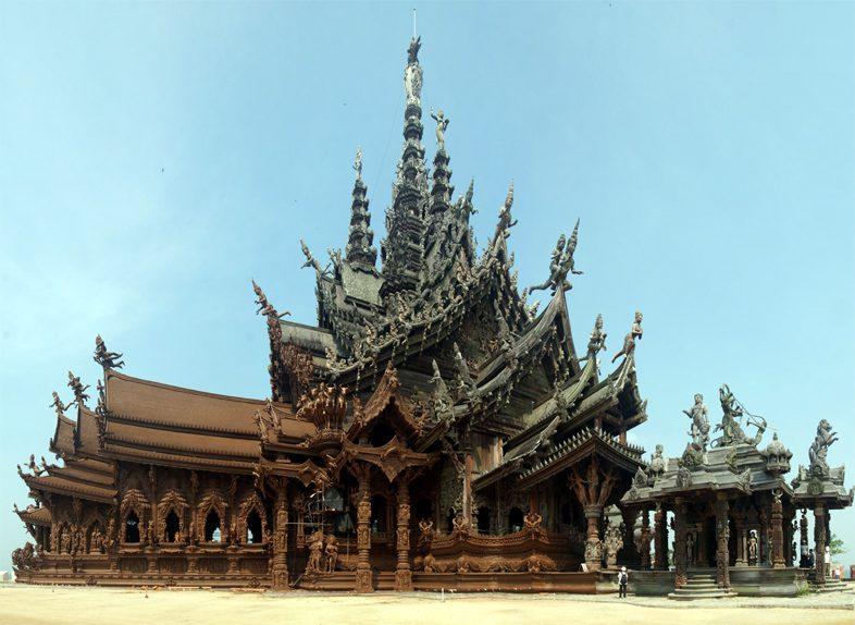 Тайланд, Паттайя - Храм Истины