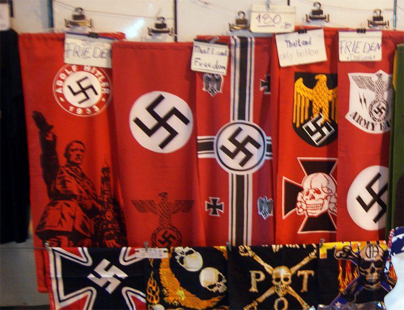 Нацистская символика в Паттайя