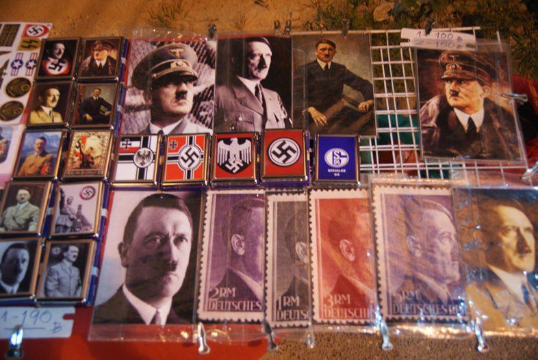 Портреты Гитлера в Паттайя