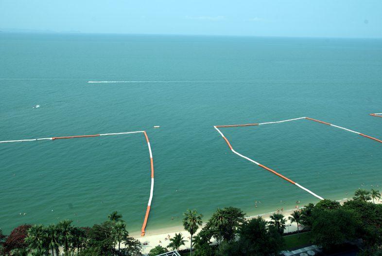 Пляж Вонгамат Паттайя
