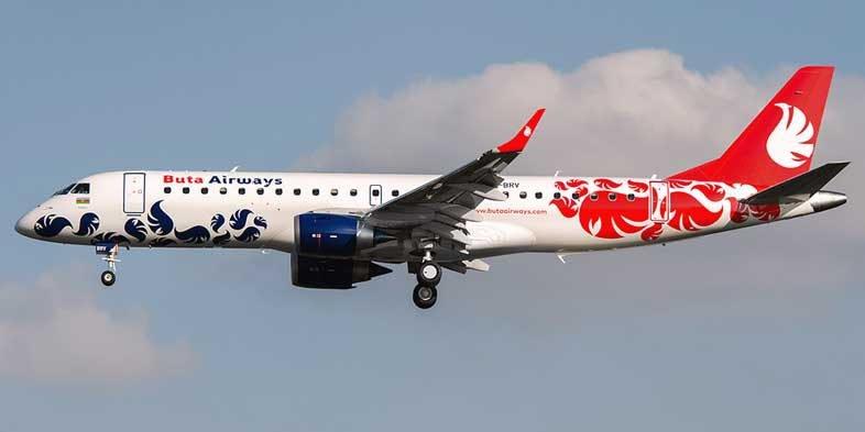 азербаджанский лоукостер Buta Airways