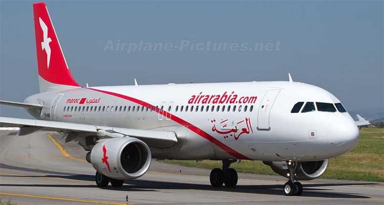 лоукостер Air Arabia