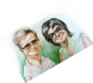 Владимир и Наталья