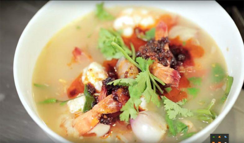тайский суп том-ям