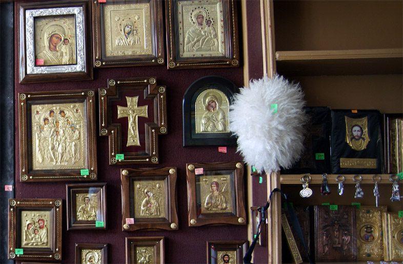 Иконы в Батуми
