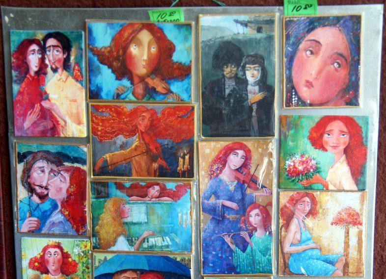 Сувениры в Батуми