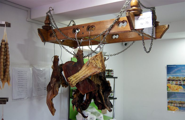 фермерский магазин в Батуми
