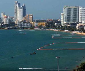Пляжи Паттайи станут чистыми