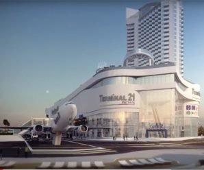 Открытие торгового центра Терминал 21 в Паттайе