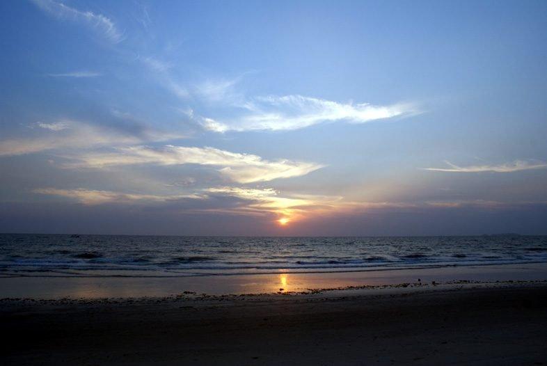 Где лучше отдыхать на море в ноябре