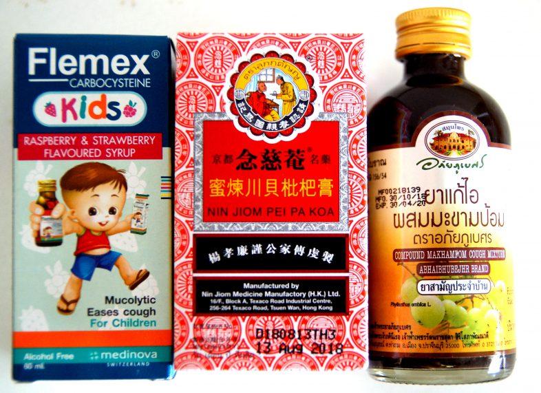 Тайские лекарства