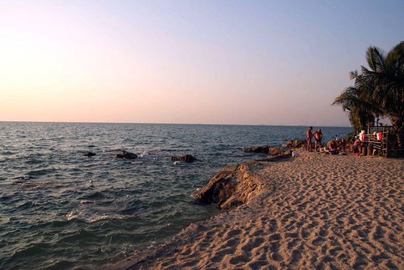Вонгамат. Описание пляжа и самые популярные отели