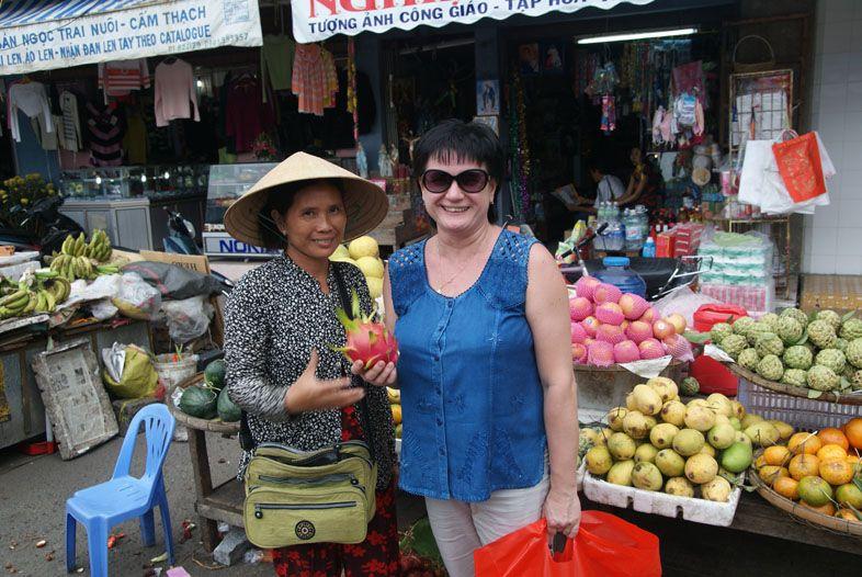 Фрукты во Вьетнаме