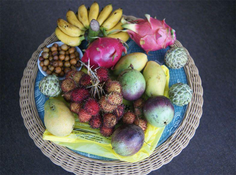 фрукты из Вьетнама