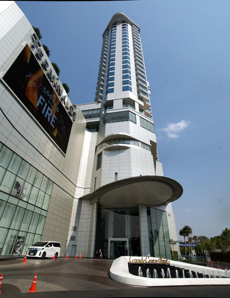 отель Grande Center Point Pattaya