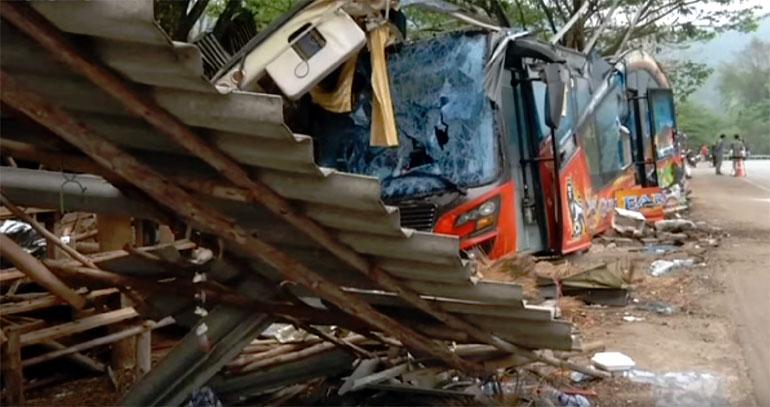 Авария в Тайланде