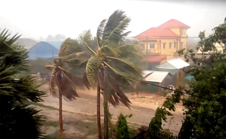 погода в мае в Юго-Восточной Азии