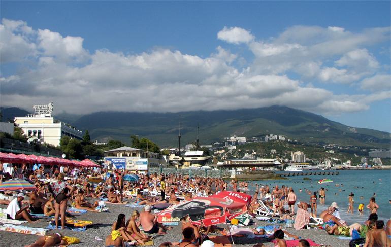 Крым в июне