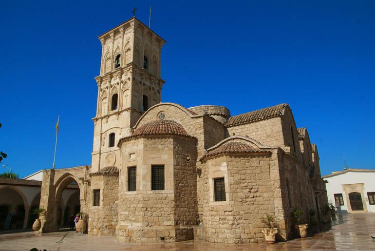 Кипр-Ларнака