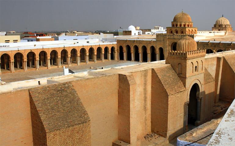 Тунис. Античный город Керкуан