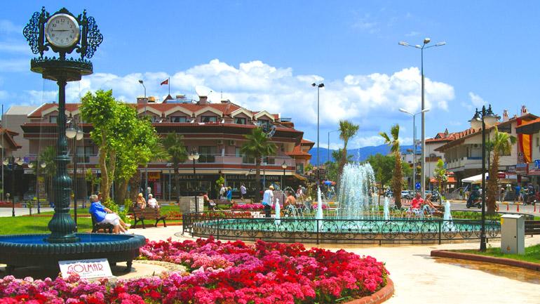 Турецкий курорт в октябре