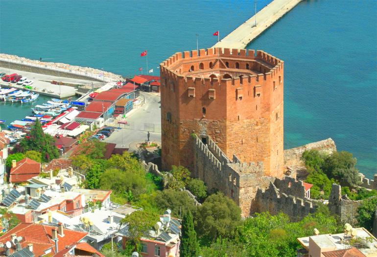 Турция - город курорт Аланья