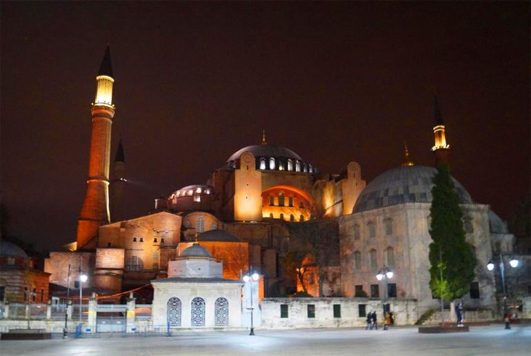 Турция-Стамбул
