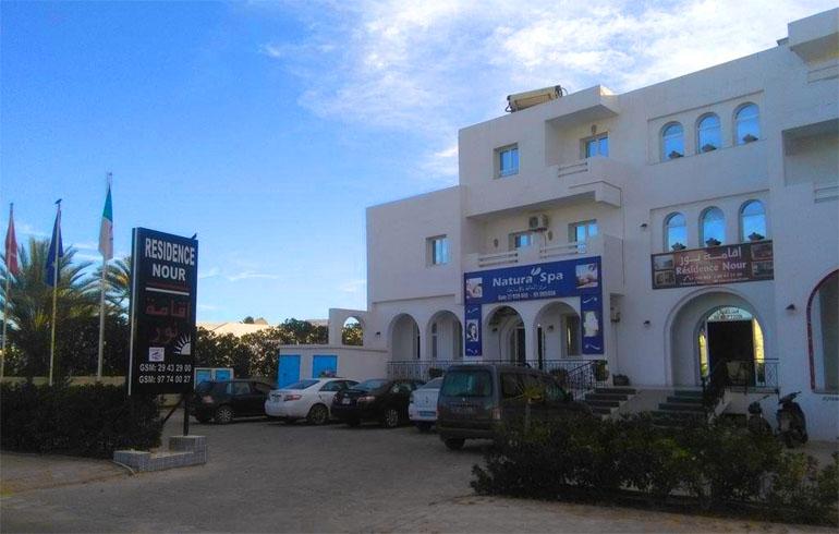 "Апартаменты ""Residence Nour"" в Джербе. Тунис"
