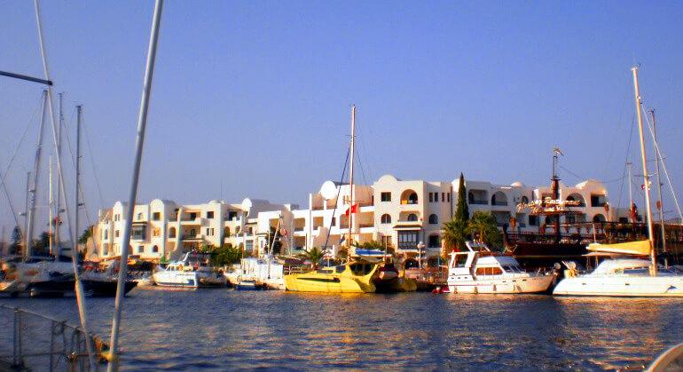 Тунис в октябре. Погода, температура воды, отзывы туристов