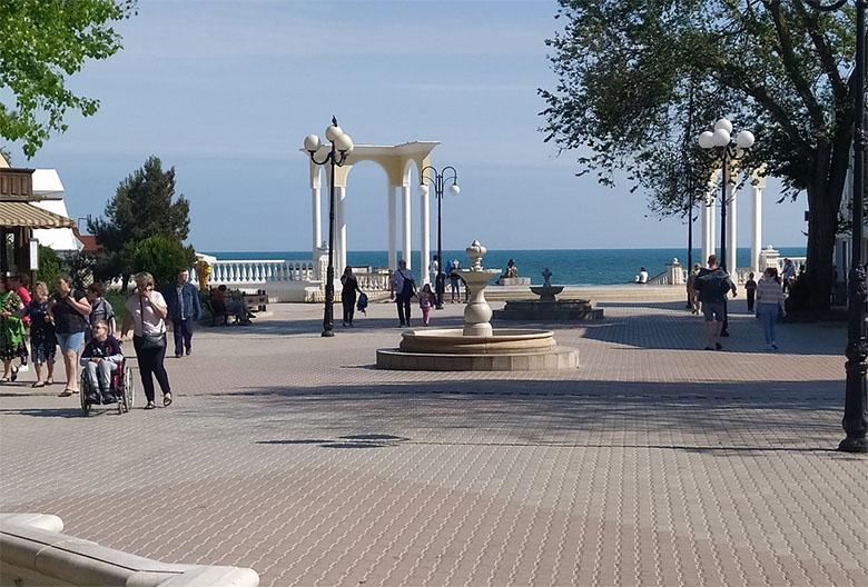 Крым, Алушта