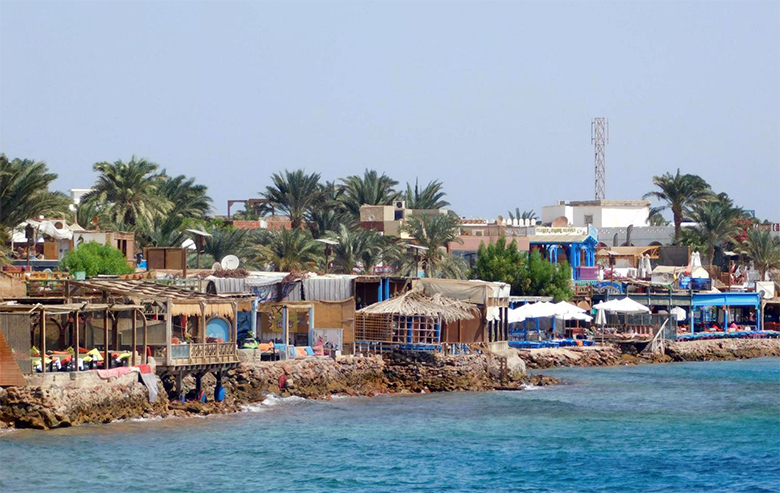 Египетский курорт Дахаб