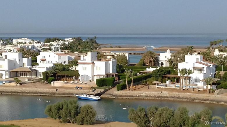 Египетский курорт на Красном море Эль Гуна