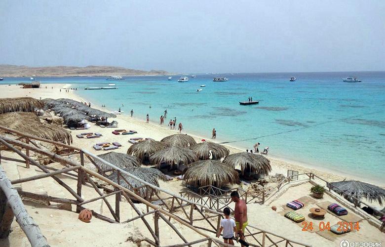 Египетский курорт Хургада